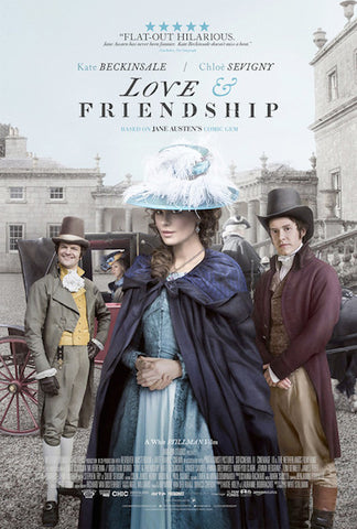Love and Friendship (2016) (HNR) - Anthology Ottawa