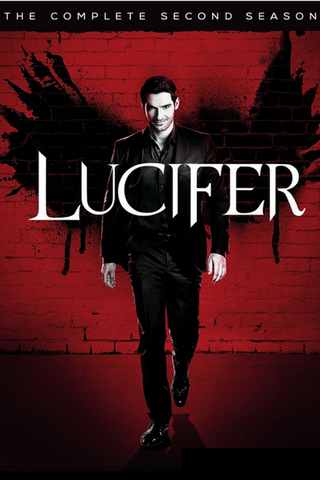 Lucifer: The Complete Second Season (2016) (THNR14) - Anthology Ottawa
