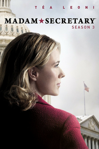 Madam Secretary: Season 3 (2016) (THNR14) - Anthology Ottawa