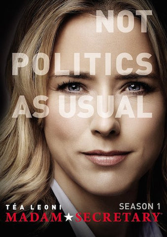 Madam Secretary: Season 1 (2014) (TNR14) - Anthology Ottawa