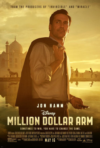 Million Dollar Arm (2014) (C) - Anthology Ottawa