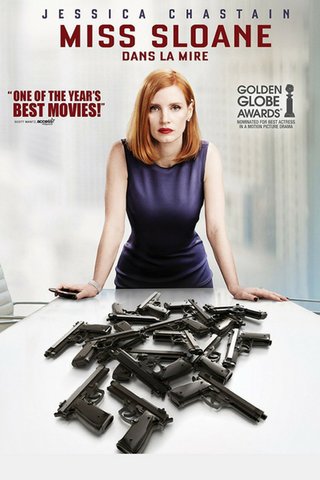 Miss Sloane (2016) (HNR) - Anthology Ottawa