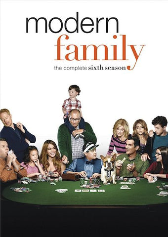 Modern Family: The Complete Sixth Season (2014) (TNR) - Anthology Ottawa