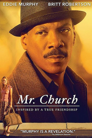 Mr. Church (2016) (HNR) - Anthology Ottawa