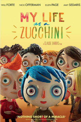 My Life As A Zucchini (2016) (HNR) - Anthology Ottawa