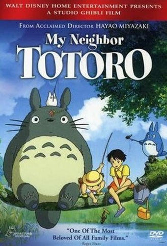 My Neighbor Totoro (1988) (C) - Anthology Ottawa