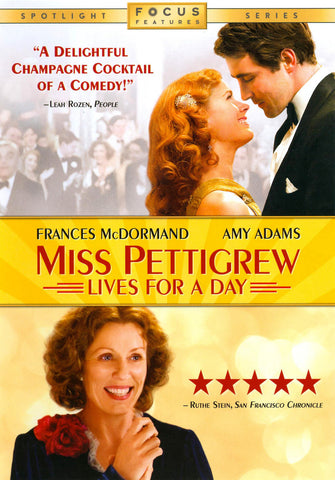 Miss Pettigrew Lives For A Day (2008) (C) - Anthology Ottawa