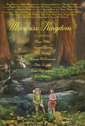 Moonrise Kingdom (2012) (C) - Anthology Ottawa