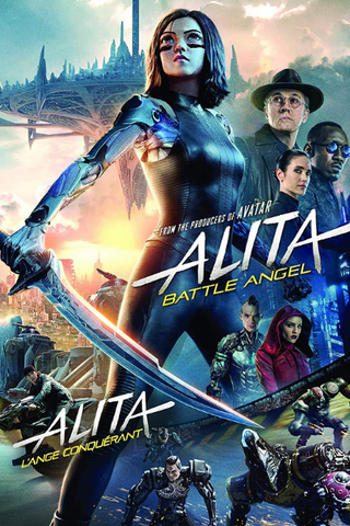 Alita: Battle Angel (2019) (HNR)