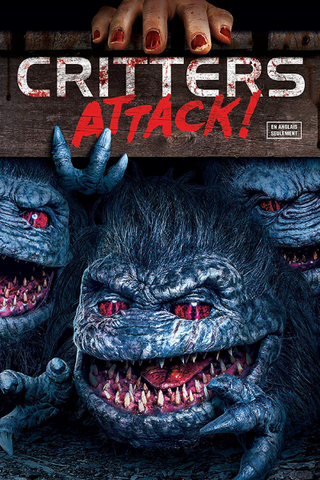 Critters Attack! (2019) (HNR)