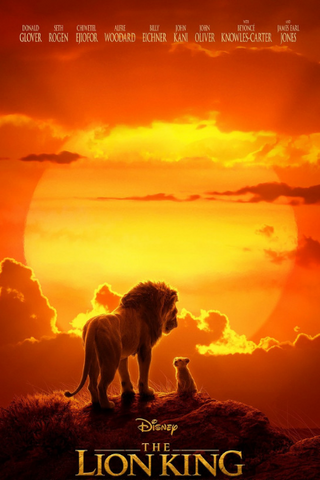 The Lion King (2019) (HNR)