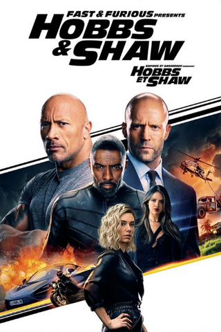Fast & Furious Presents: Hobbs & Shaw (2019) (HNR)