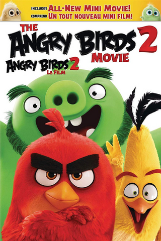 The Angry Birds Movie 2 (2019) (HNR)