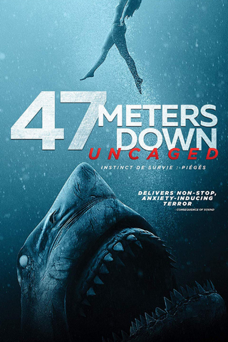 47 Meters Down: Uncaged (2019) (HNR)