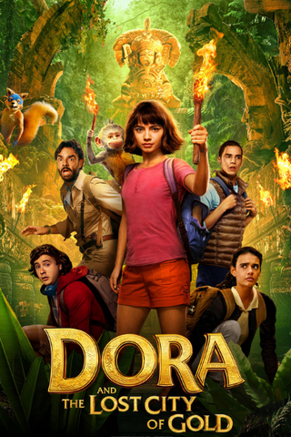 Dora and the Lost City of Gold (2019) (HNR)