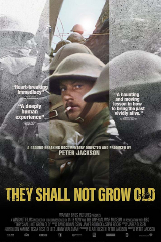 They Shall Not Grow Old (2018) (HNR)