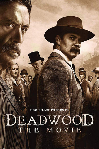 Deadwood: The Movie (2019) (HNR)