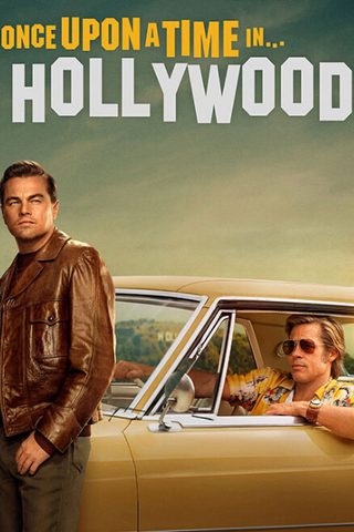 Once Upon A Time In Hollywood (2019) (HNR)