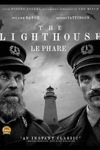 The Lighthouse (2019) (HNR)