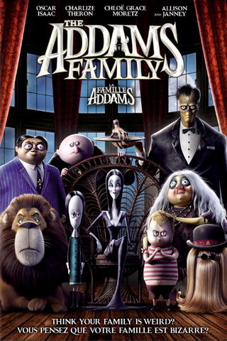 The Addams Family (2019) (HNR)