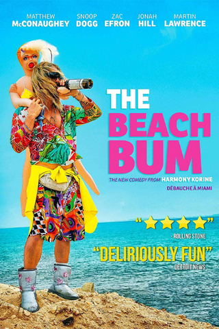 The Beach Bum (2019) (HNR)