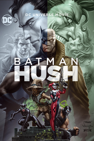 Batman: Hush (2019) (HNR)