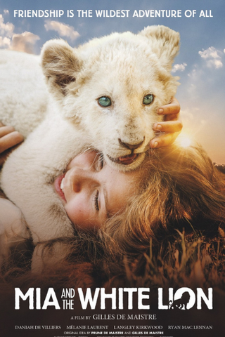 Mia and the White Lion (2018) (HNR)