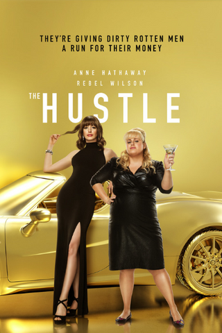 The Hustle (2019) (HNR)