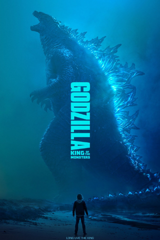 Godzilla: King of the Monsters (2019) (HNR)
