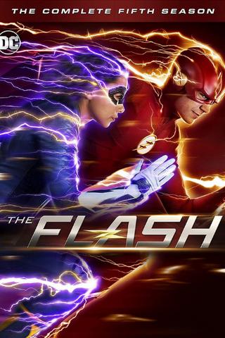 The Flash: Season 5 (2018) (THNR14)