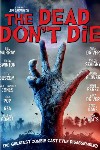 The Dead Don't Die (2019) (HNR)
