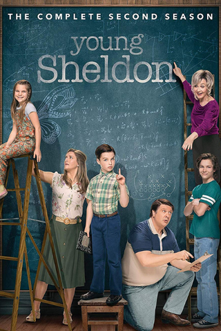 Young Sheldon: Season 2 (2018) (THNR14)
