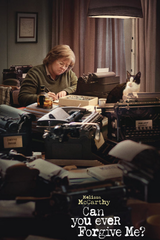 Can You Ever Forgive Me? (2018) (HNR)