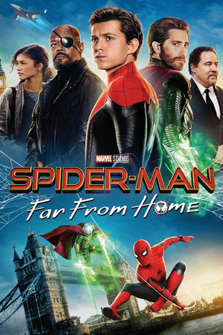 Spider-Man: Far From Home (2019) (HNR)