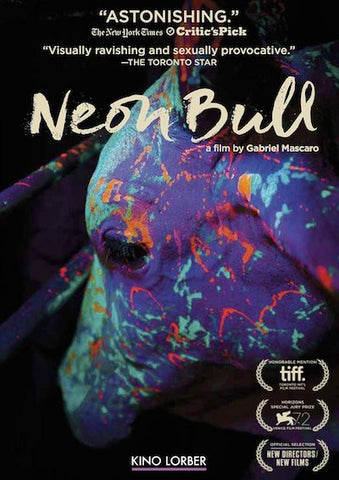 Neon Bull (2015) (HNR) - Anthology Ottawa