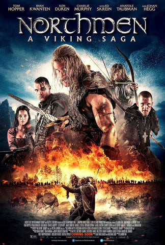 Northmen: A Viking Saga (2014) (7NR) - Anthology Ottawa