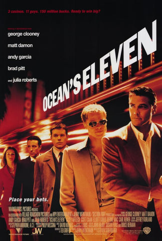 Ocean's Eleven (2001) (C) - Anthology Ottawa