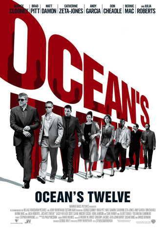 Ocean's Twelve (2004) (C) - Anthology Ottawa