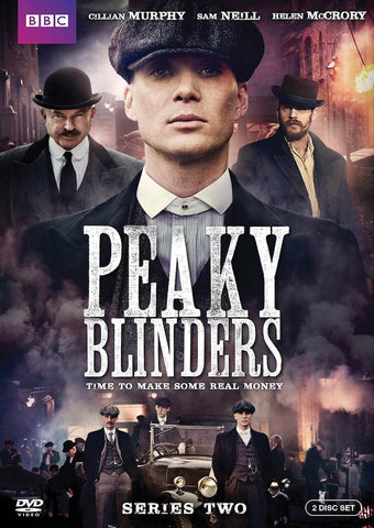 Peaky Blinders: Season 2 (2014) (THNR) - Anthology Ottawa