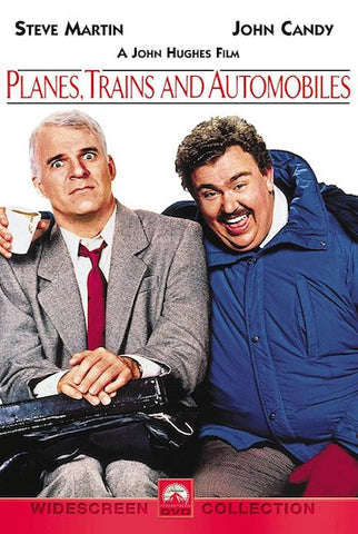 Planes, Trains and Automobiles (1987) (C) - Anthology Ottawa