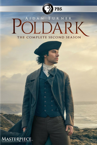 Poldark: The Complete Second Season (2016) (THNR14) - Anthology Ottawa