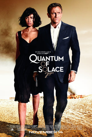 Quantum of Solace (2008) (C) - Anthology Ottawa