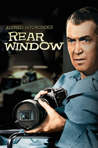 Rear Window (1954) (C) - Anthology Ottawa