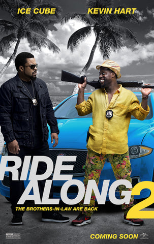 Ride Along 2 (2016) (HNR) - Anthology Ottawa