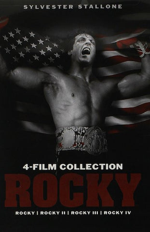 Rocky: 4 Film Collection (1976-1985) (4FC) - Anthology Ottawa