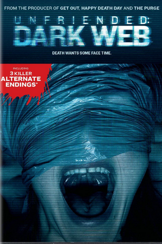 Unfriended: Dark Web (2018) (HNR)