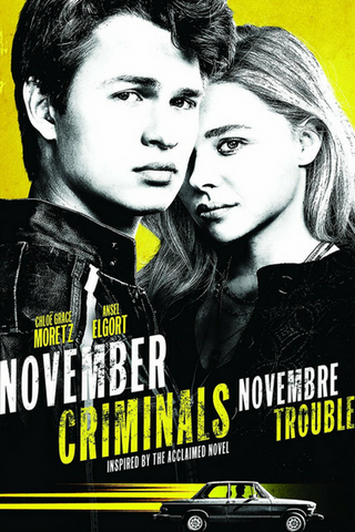 November Criminals (2017) (HNR) - Anthology Ottawa