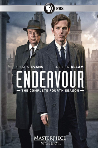 Endeavour: The Complete 4th Season (2017) (THNR)