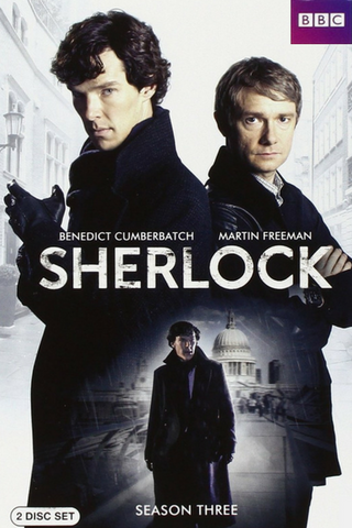 Sherlock: Season Three (2014) (TC) - Anthology Ottawa