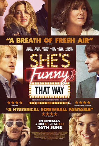 She's Funny That Way (2014) (7NR) - Anthology Ottawa